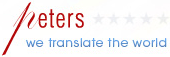 Peters International Translations Übersetzungs- und Dolmetscherdienst